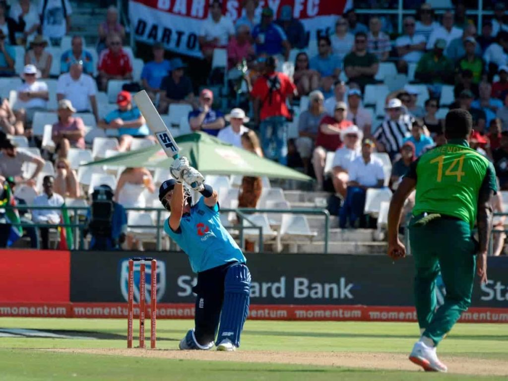England Fall To Crushing Defeat By South Africa In Opening ODI